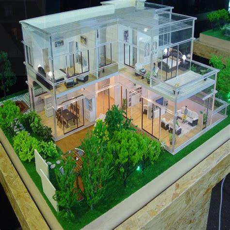 miniature residential house model architectural models real estate model miniature architecture 3d rendering