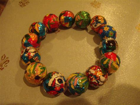 decoupage beads tutorial decoupage bracelet 183 how to make a bracelet 183 beadwork