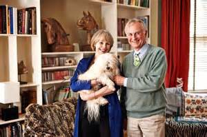 Livingroom Makeover richard dawkins and wife lala ward couples duo s