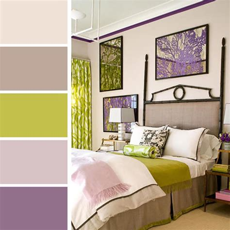couleur romantique pour chambre palettes de couleurs afin de choisir les bonnes nuances