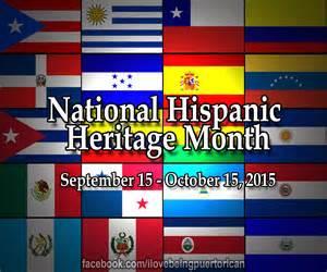 celebrating national hispanic heritage month it is what