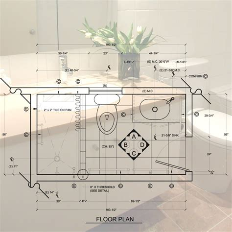 3 4 bathroom floor plans 8 x 7 bathroom layout ideas ideas bathroom