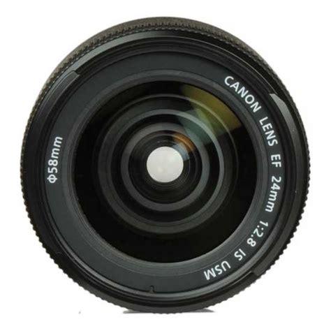 Lensa Canon Ef S 24mm F 2 8 Stm canon ef 24mm f 2 8 is usm harga dan spesifikasi