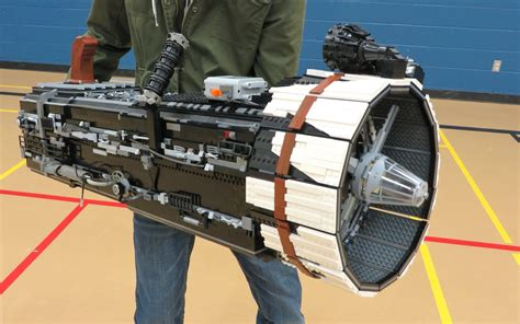 Lego Part Top And Black Gun lego jet gun black ops 2