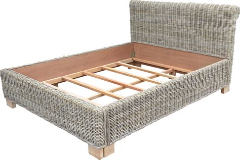 wicker beds rattan bed home fashions indonesia