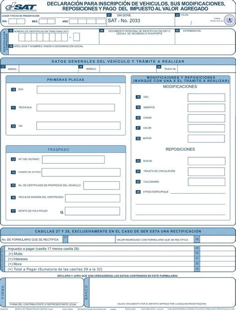 formulario para liquidacion y pago de impuesto vehiculos 2016 bogota formulario para declaracion de impuesto de vehiculos