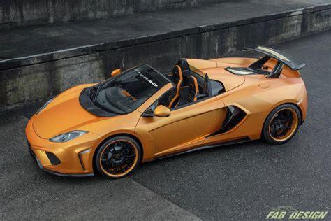 custom mclaren mp4 12c top 20 tuner cars of 2013 list