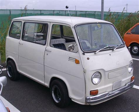 subaru sambar classic japanese classic car maniac subaru