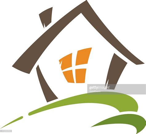 home icon vector art getty images