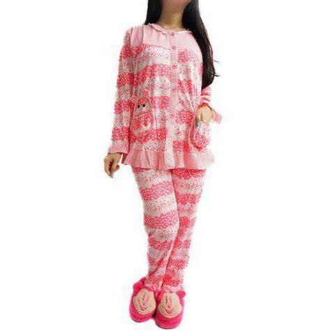 Baju Setelan Anak Di Rumah Celana Panjang Chion jual baju tidur setelan lengan panjang celana panjang sunystyle