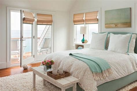 beautiful coastal chic bedroom retreats