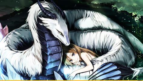 anime dragon girl wallpaper anime dragon girl wallpaper