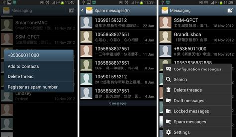 how to block a number in android sms blocker for android block sms with this easy way roonby