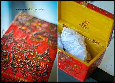 henna design jewelry box henna jewelry box hand painted with real henna designs