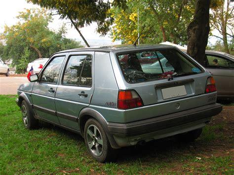 Manhattan Volkswagen by File Volkswagen Golf 1 6 Manhattan 1989 13962194119 Jpg