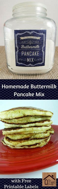 printable recipes using buttermilk 1000 images about homemade mixes on pinterest free