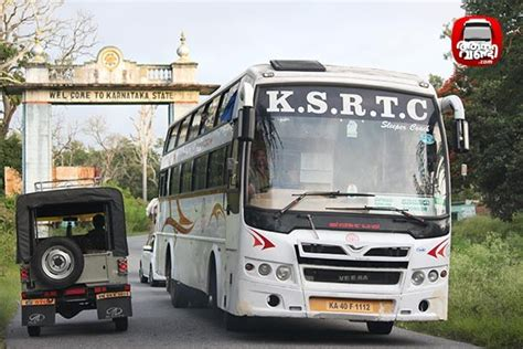 Ksrtc Sleeper Buses From Bangalore To Mumbai by Karnataka Rtc To Operate Rajahamsa Service To Pa