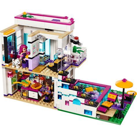 star house lego livi s pop star house set 41135 brick owl lego