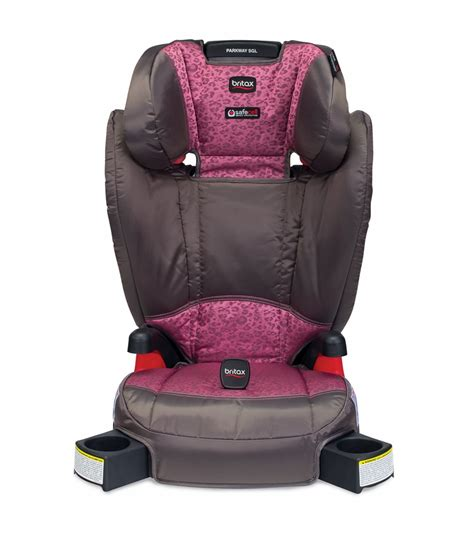 pink car seat britax parkway sgl g1 1 belt positioning booster car seat cub pink
