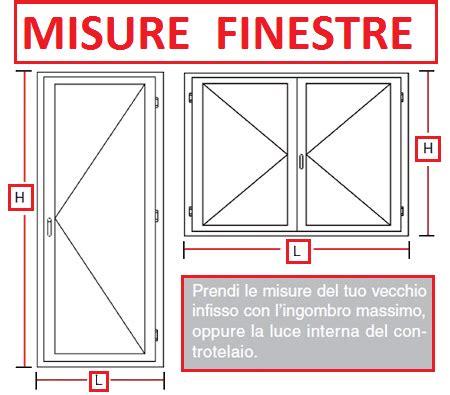 misure porta finestra come prendere le misure degli infissi semplice e comfort
