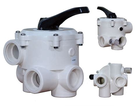 Multiport Valve lacron 6 way swimming pool multiport valves