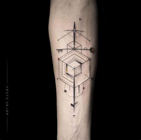 40 geometric tattoo designs for men and women tatoveringer