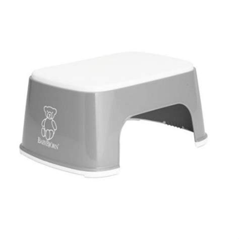 buy babybjorn safe step stool grey from our toilet