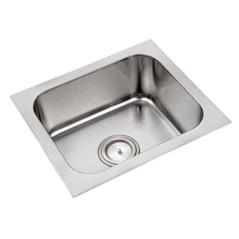 stainless steel sink with drainboard price buy anupam stainless steel single bowl sink without
