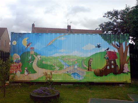 dreamworld creations wall murals edinburgh mural art