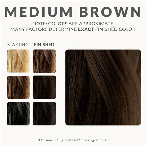 if i use a medium golden mahogany over blonde highlights wil my hair come out dark medium brown henna hair dye henna color lab 174 henna