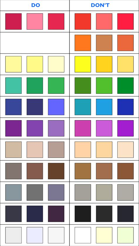 welche farben ergeben braun farben f 252 r den sommertyp vorteilhaft kleiden und schminken