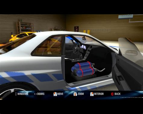 Fast And Furious Skyline Interior by Tdu Quot Nissan Skyline Quot Demo