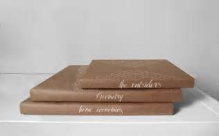 A Book Cover Out Of A Paper Bag - 17 new ways to cover your books brit co