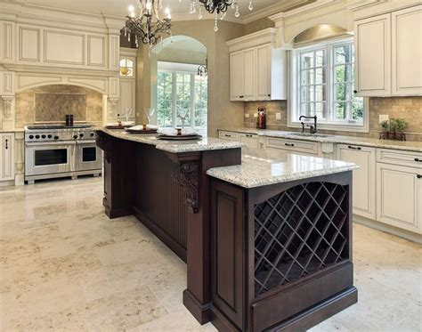 Custom Kitchen Island Design 25 Best Ideas About Custom Kitchen Islands On Pinterest Kitchens Large Kitchen Design
