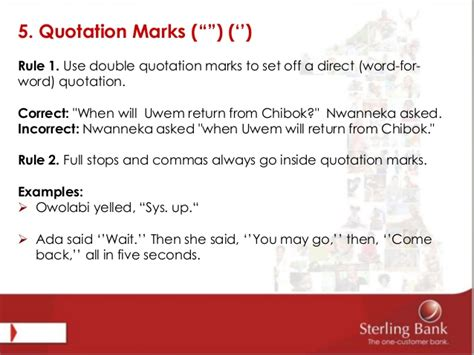 Quotation Marks In Essays by Basic Of Grammar