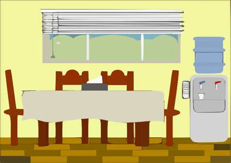 Dining Room Clipart diningroom clip at clker vector clip royalty free domain