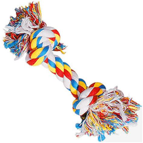 safe chew toys for dogs big knotted rope bone