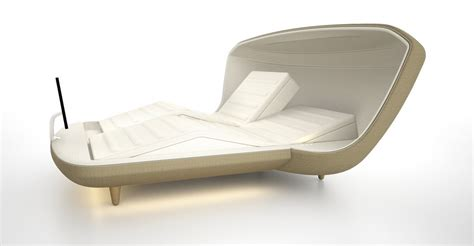 future beds bed of the future sleeping tomorrow by designer axel