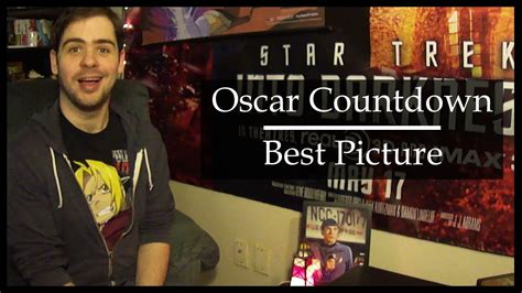 Oscar Countdown by Oscar Countdown Best Picture