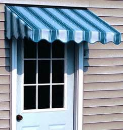 Door Canopy Awning 2700 Series Door Awning