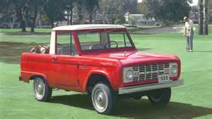 Ford Broncos What To Expect From The New Ford Bronco Fox News