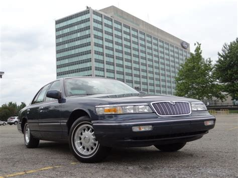mercury grand marquis review the truth about cars grand marquis archives the truth about cars