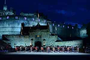 edinburgh tattoo shearings edinburgh tattoo coach holidays and trips a coach holiday