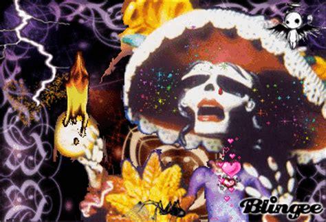 imagenes mujeres pintadas de catrinas catrina cantando fotograf 237 a 126092286 blingee com