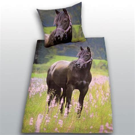 Pferde Bettdecke by Bettw 228 Sche Mit Pferdemotiv Traumhaft Sch 246 Ne Pferde