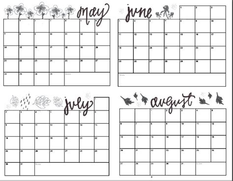 8 x 11 desk calendar 2017 8 5x11 calendar printable wall calendar desk