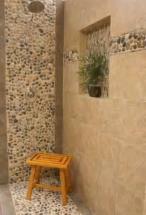 Formidable Couleur Carrelage Salle De Bain Zen #1: salle-de-bain-beige-taupe-comment-bien-amenager-la-salle-de-bain-carrelage-galet-mosaique-salle-de-bain.jpg