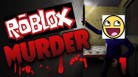 roblox thumbnail murder roblox murder mystery rev youtube