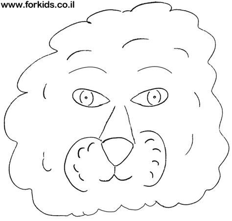unique lion face coloring page 15 about remodel free