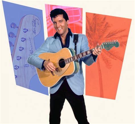 Fender Giveaway - fender s elvis presley 174 kingman giveaway guitar news on veojam com